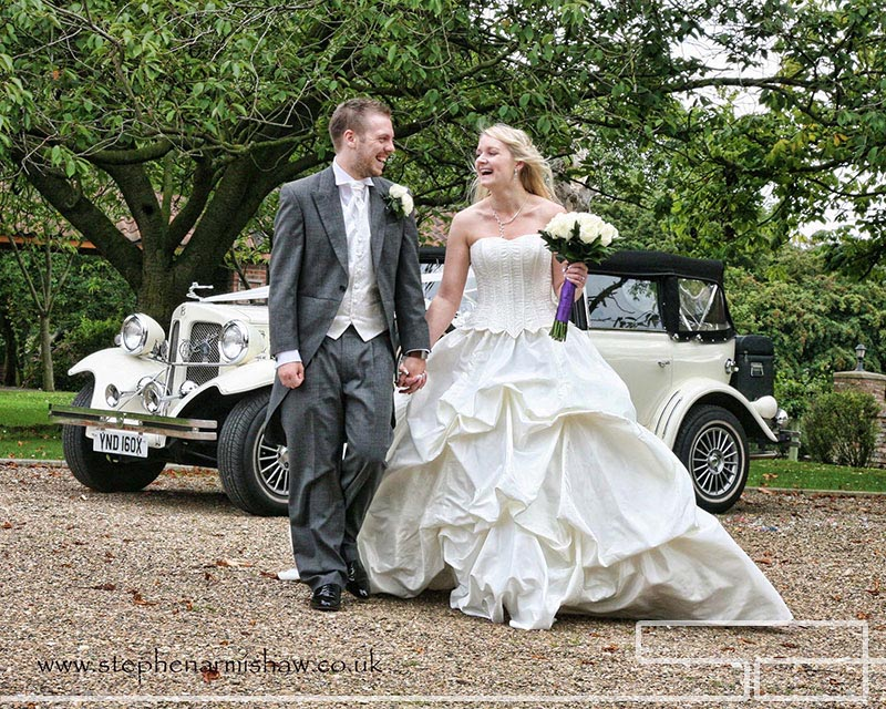 Tickton Grange Wedding