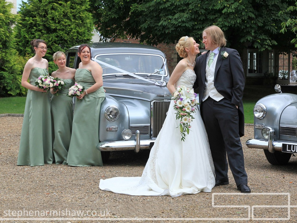 Marshalls Wedding Car Gallery From Stephen Armishaw Photography