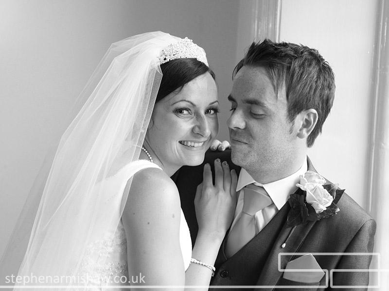 Sara and Pauls Mercure Hull Grange Park Hotel Wedding